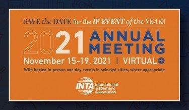 2021 INTA Annual Meeting