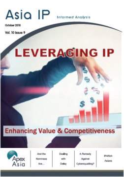 Asia IP Volume 10 Issue 9